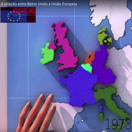 UK e União Europeia [IstoÉ vídeo 1:25, ajuda p/ entender o UK Referedum] ➤ https://www.youtube.com/watch?v=RapMCPbjolg ②⓪①⑥ ⓪⑥ ②⑥ #BRExit