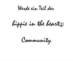 Hippie in the Heart Community