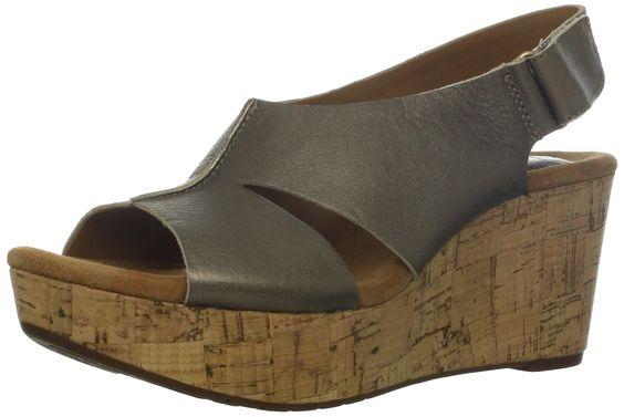 fashionjolt.com: Casslyn Lizzie Wedge Sandals | Fashion Jolt