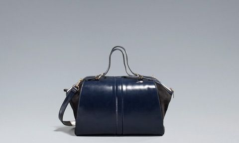 ANTIK LEATHER COMBINED BOWLING BAG