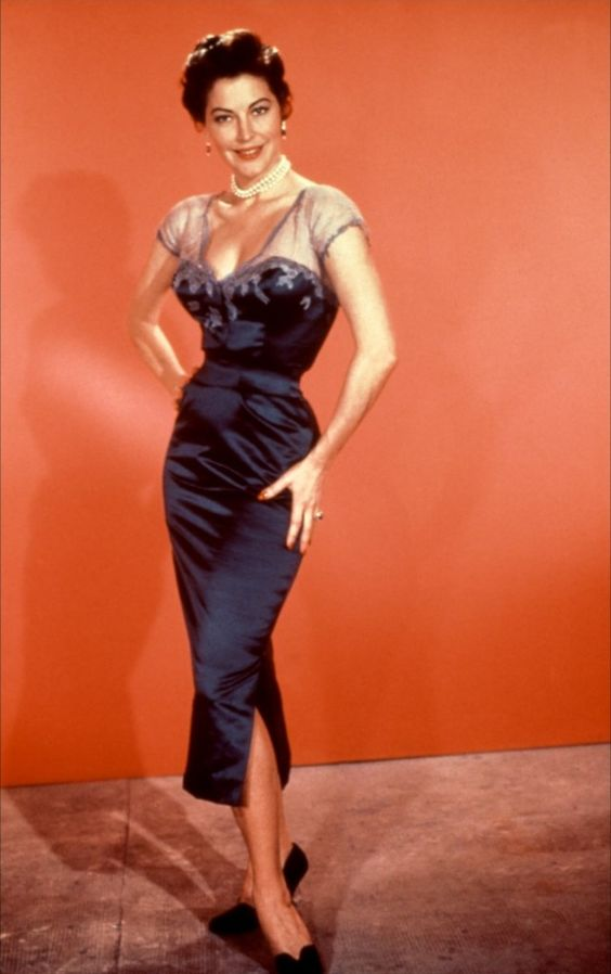 Ava Gardner                                                                                                                                                                                 Plus: