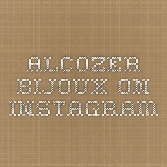 alcozer_bijoux on Instagram
