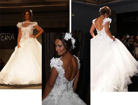 Vestidos de Noiva Micaela Oliveira 2012… para noivas sensuais e arrojadas!: For Brides, Wedding Dressses, Dream Wedding Dresses, Bride, Perfect Wedding Dress