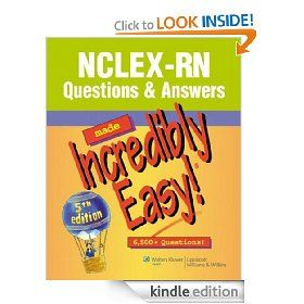 Made answers and incredibly questions nclex-rn easy pdf