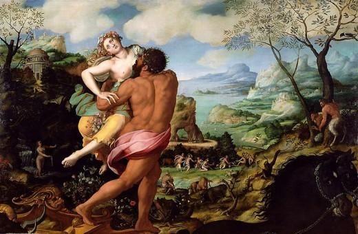 Persefone la diosa del inframundo y esposa de hades 9ab7229c5fb654433d56232645c44ba2