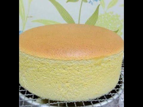 الكيك الاسفنجي الشاهق الارتفاع بالنشا و الماء اسهل طريقة لعمل الاسبونج كيك مامي عسولة Youtube Cake Recipes Cake Recipes
