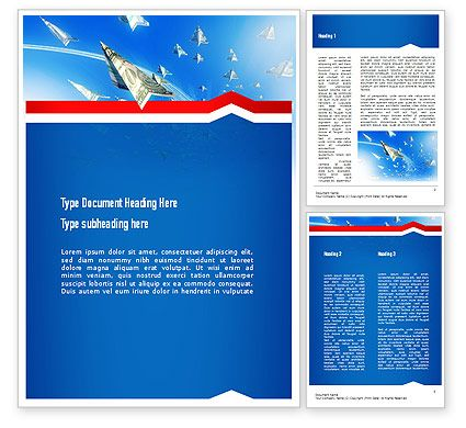 Force Aircraft From Dollars Word Template http://www.word.poweredtemplate.com/word-templates/america/11079/0/index.html