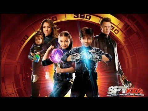 100 Películas Infantiles Completas En Español Youtube Spy Kids Mini Espias Películas Completas