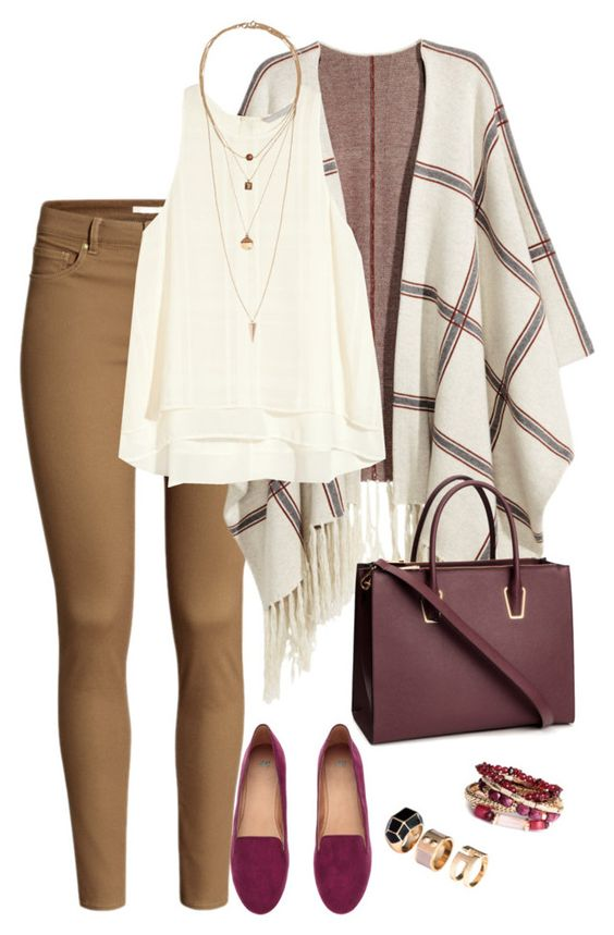 """Comfy"" by alwayswearwhatyouwanttowear ❤ liked on Polyvore featuring H&M, outfit, outfits and fashionset"