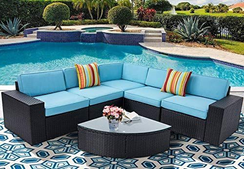Incbruce Outdoor Patio Furniture Sets 6