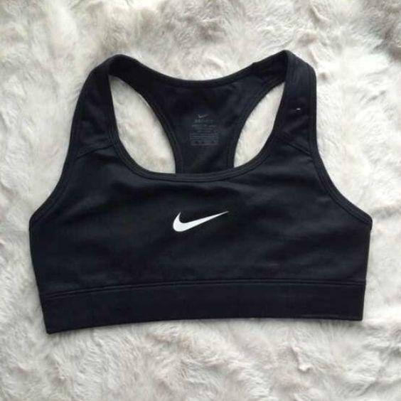 Nike pro classic padded sports bra