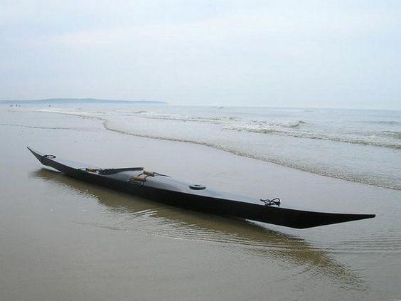 Kayak GREENLO / Navigation