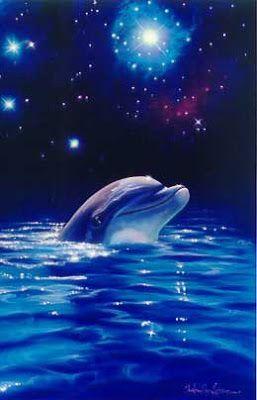 Delfines - Imagenes: Imagen de fantasia de delfin  [30-11-15]