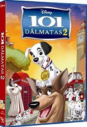 101 Dalmatas 2 Dvd Video Disney 101 Dalmatians Disney Dvds Disney Movies