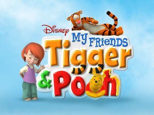 Disney Junior Shows Tigger And Pooh Disney Junior Childhood Memories 2000