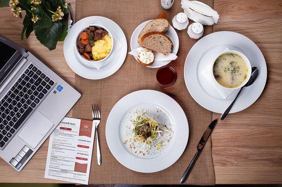Food blog for restaurant business