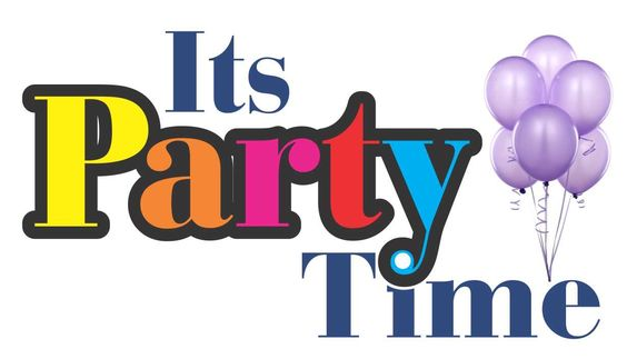 Image result for party time clipart