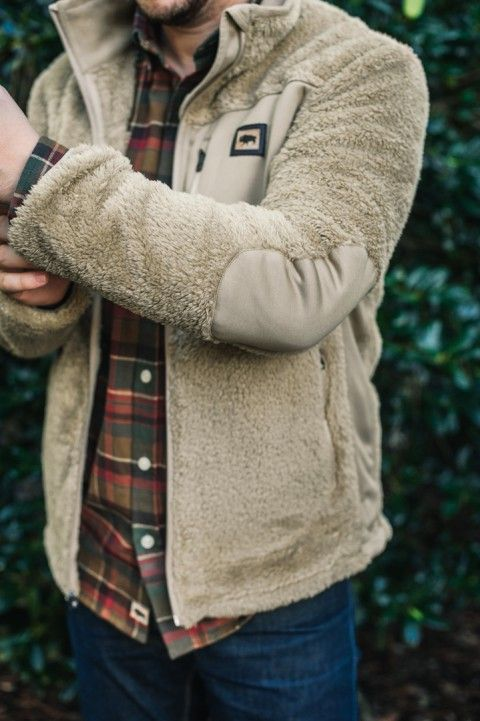 Kodiak Fleece Jacket - Grizzly Tan