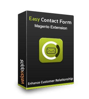 easy contact form html