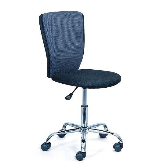 Era Fabric Children Home Office Chair In Grey And Black In 2020 Home Office Chairs Office Chair Chair