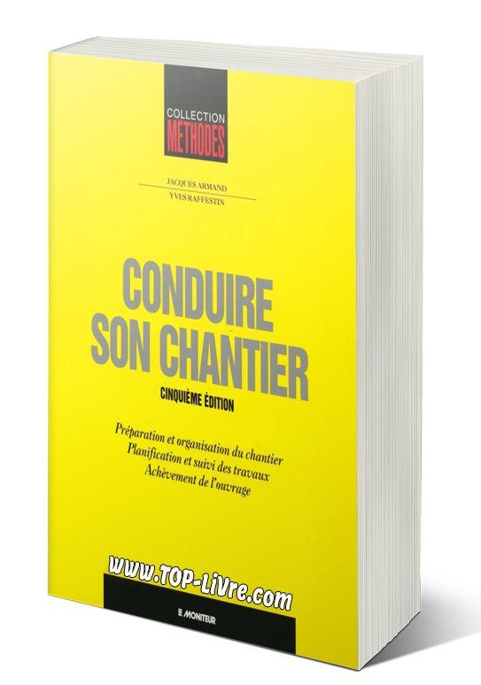 Conduire Son Chantier Livre Top Livres Workbook Bathroom Design Small Autocad