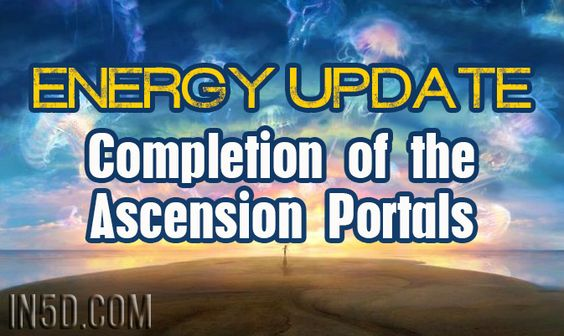 The Equinox (entry vortex) will commence on the 22nd September, 2016. This will create a frequency jump further through the 4D gateway portal that will cause more- high vibrational i… more http://in5d.com/energy-update-completion-of-the-ascension-portals/