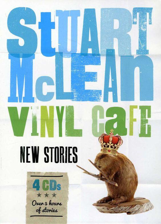Stuart Mclean - Vinyl Cafe New Stories