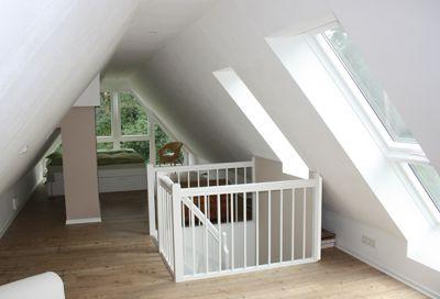 Ausbau Attic Treppe Dachboden Dachzimmer Und
