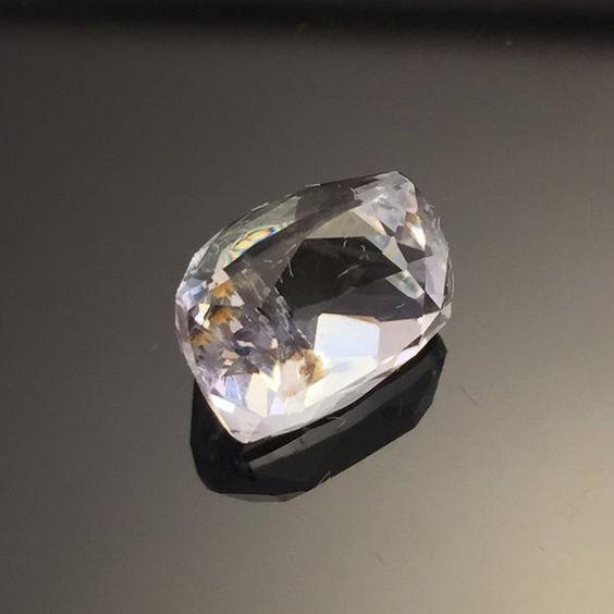 Rare Lilac Hue Kunzite Gemstone (5.9 ct) | Buy Gems Online, Affordable Gemstones, Loose Gemstones, Jewelry