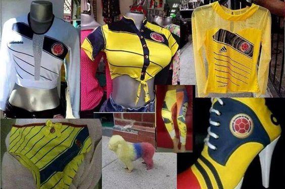 Fatal moda mundialista que invade Colombia   ELESPECTADOR.COM