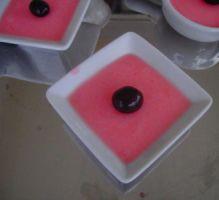 Recette - Crème aux fraises tagada - Proposée par 750 grammes