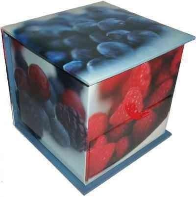 Memo Block - Berries