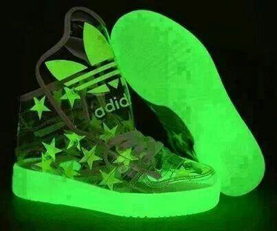 Glow In The Dark Adidas
