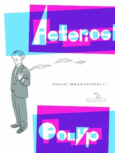 ASTERIOS POLYP Best Modernism: A character study, just like the best novels and films, Asterios Polyp follows a complicated, unlikeable man who begins a meandering journey after his New York City apartment burns down. To see how illustration can affect narrative, crack this book: the color schemes and styles shift along with the characters, adding a beautifully creative element to a tale well told.