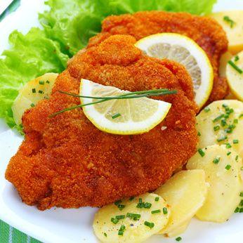 Bavarian Kitchen | German Recipes | Wiener Schnitzel | 10/5/2012