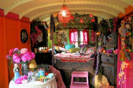 explosion de couleurs int rieur boh mien boh me et lys. Black Bedroom Furniture Sets. Home Design Ideas