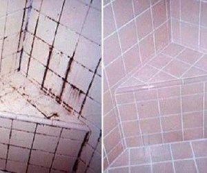 Solução caseira e natural para você limpar os azulejos de sua casa rapidamente - Receitas Aki