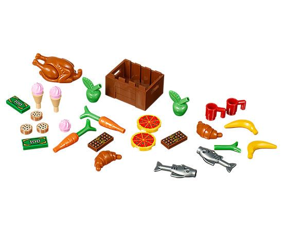 Food Accessories Lego Xtra 40309 Polybag New /& Sealed
