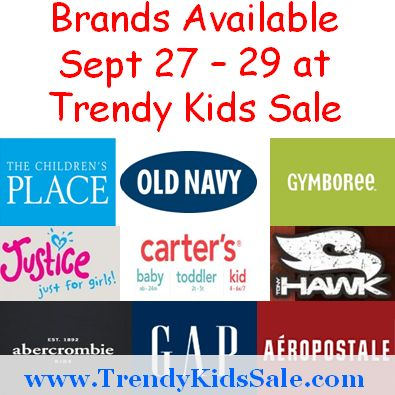Need quality name brand Children's clothes? We got em at the ...