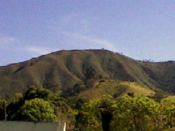 mountain in Águas de Lindoia (SP)