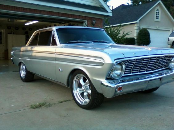 1964 Ford Falcon...restoration complete! - Georgia Outdoor News Forum