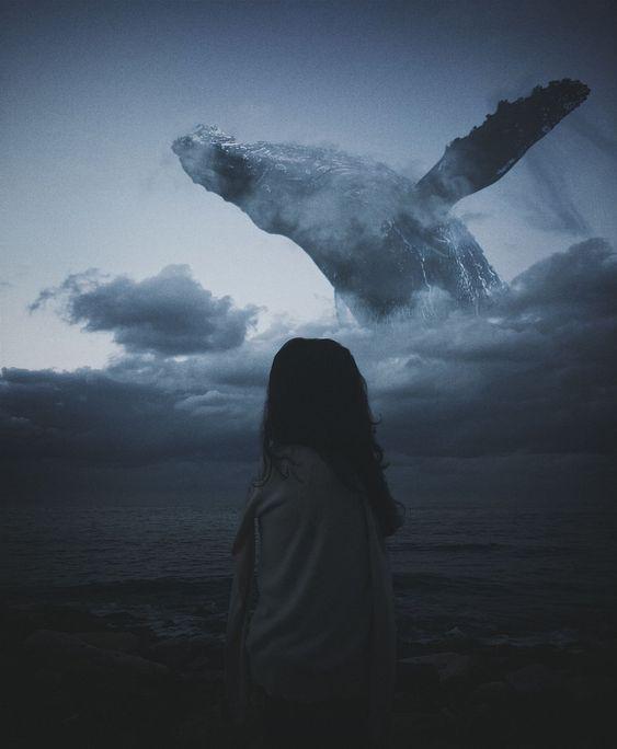 Surreal Collages Between Earth & Sea – Fubiz Media
