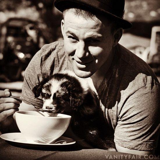 13 vezes em que Channing Tatum foi absolutamente incrível | MdeMulher