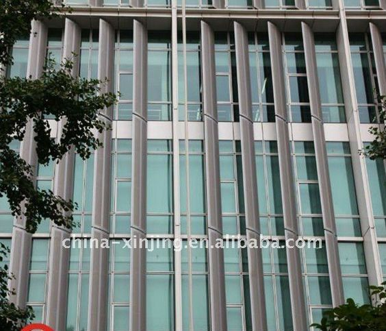 Combined Type Perforated Aluminum Vertical Louver Buy Aluminium Vertical Louver Aluminum