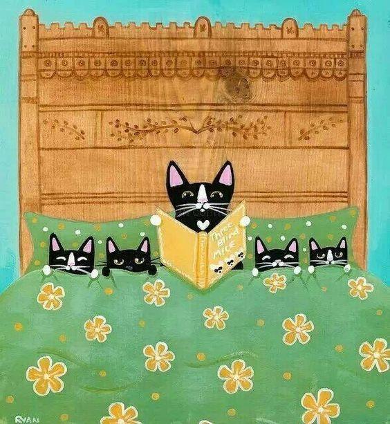 Referência - gatos