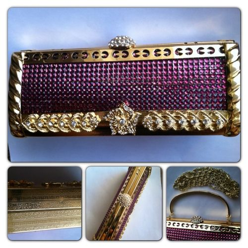 Elegance Evening Clutch, $40