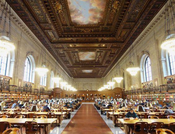 Biblioteca pública  - AD España, © Carlos Copertone