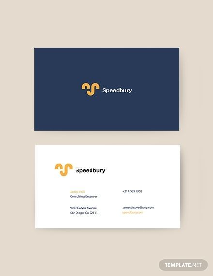 Consulting Engineer Business Card Template Word Doc Psd Apple Mac Pages Illustrator Publisher Corporate Business Card Design Business Card Design Corporate Business Card