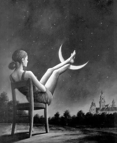 Resting... unknown artist.
