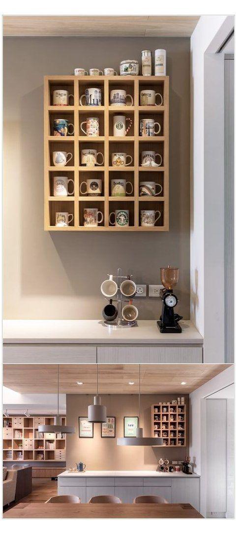 29 Ideas Kitchen Shelves Mugs Storage 29 Ideas Kitchen Shelves Mugs Storage In 2020 Mug Storage Storage House Kitchen Storage Solutions